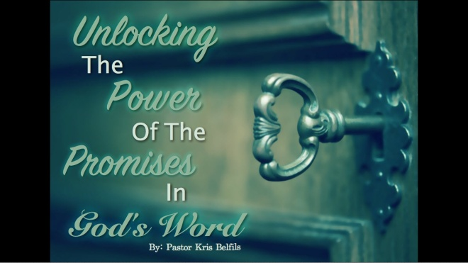 Unlocking the Power of God Promises WP